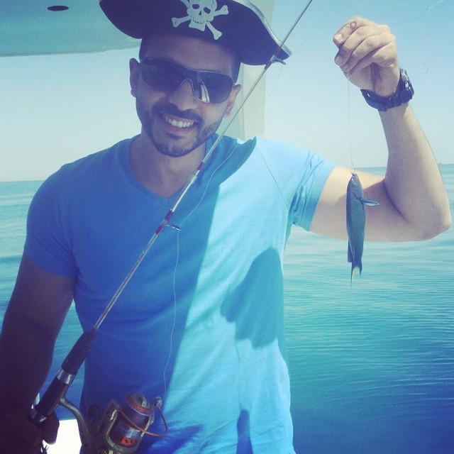 Tarek Temamy, 31, Dubai, United Arab Emirates