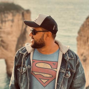 Mohammad Elhouty, 36, Kuwait City, Kuwait