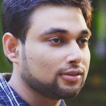 Arpit Goyal, 29, Bangalore, India