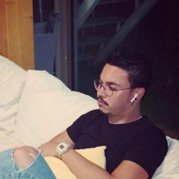 Farid Zajari Idrissi, 25, Rabat, Morocco