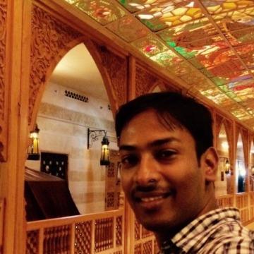 RITESH RANJAN, 30, Ranchi, India