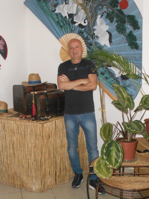 bepe, 59, Cagliari, Italy