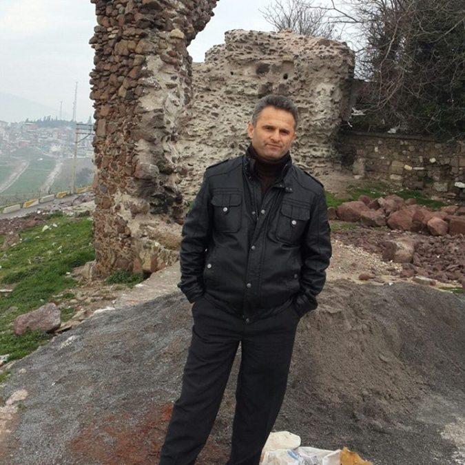 TC Erdoğan Atalan, 47, Izmir, Turkey