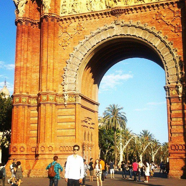 Ricardo Franco, 30, Barcelona, Spain
