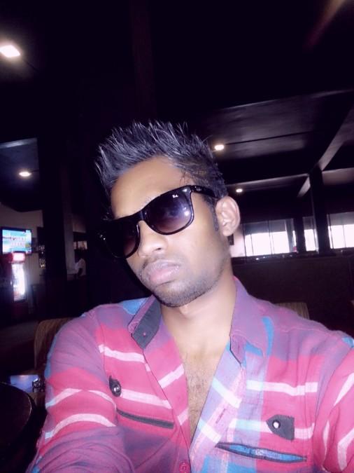 Nadun Kulatunga, 31, Colombo, Sri Lanka