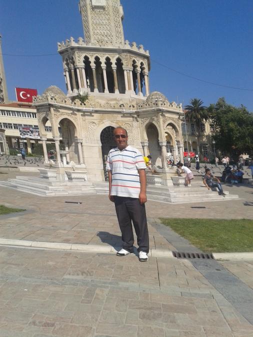 Mustafa Sevici, 41, Bursa, Turkey
