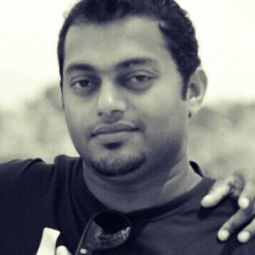 Janaka Kalupahana, 34, Colombo, Sri Lanka