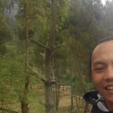 Ismail, 40, Bandung, Indonesia