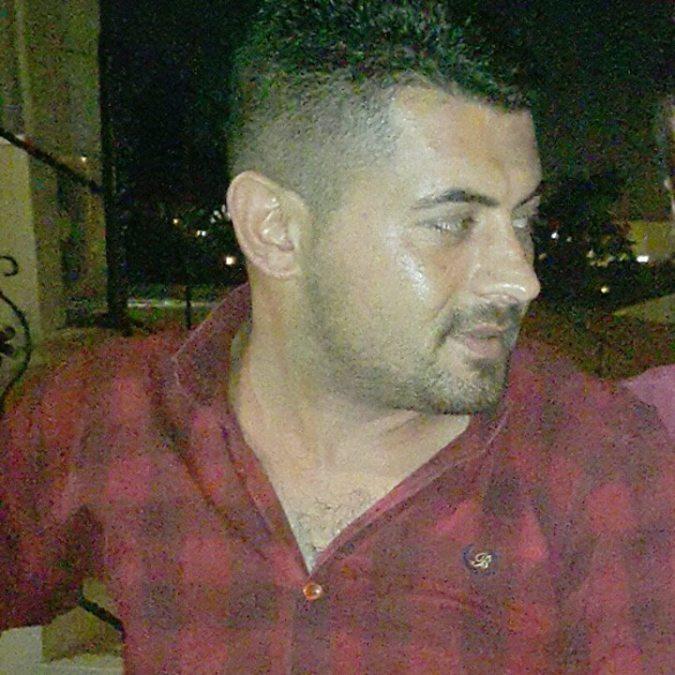 Bayram Yilmaz, 35, Istanbul, Turkey