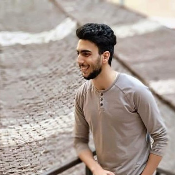 Muhammed Salah El-Din, 22, Zagazig, Egypt
