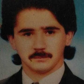 Mehmet Kiper, 45, Istanbul, Turkey
