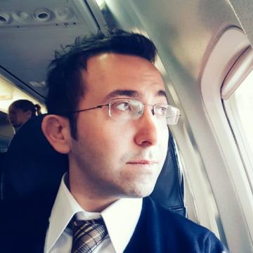 Gokhan Ozoko, 35, Istanbul, Turkey