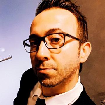 Gokhan Ozoko, 34, Istanbul, Turkey