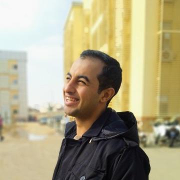 Muhammad Ahmed, 24, Cairo, Egypt