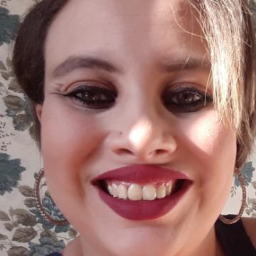 Andreia Silvia Alves Esvícero, 31, Sao Paulo, Brazil