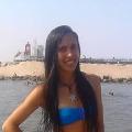 Daviana Martinez, 28, Caracas, Venezuela
