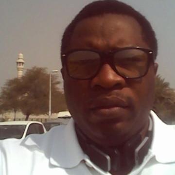 Ab Louis, 40, Dubai, United Arab Emirates
