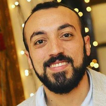 Mohamed Wahid, 29, Alexandria, Egypt