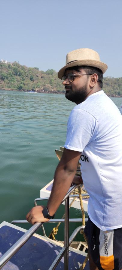 Pranjal Goyal, 24, Bareilly, India