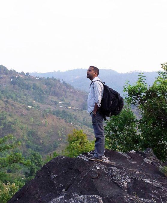 Farid Say, 37, New Delhi, India