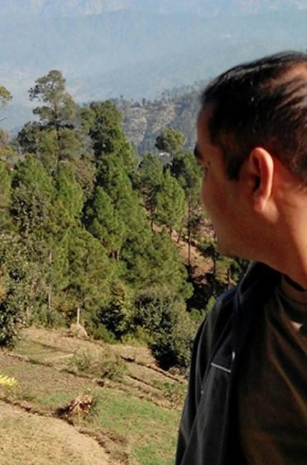 Farid Say, 36, New Delhi, India