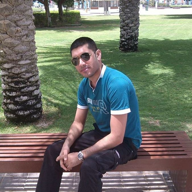 Yasir, 34, Abu Dhabi, United Arab Emirates