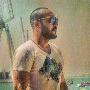Moe Moe, 31, Abu Dhabi, United Arab Emirates