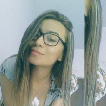 Victoria, 25, San Luis, Argentina