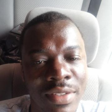Damion Nworb, 34, Montego Bay, Jamaica