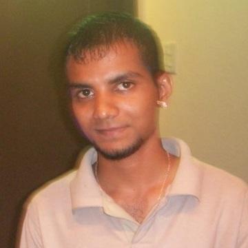 Hassan Faris, 33, Male, Maldives