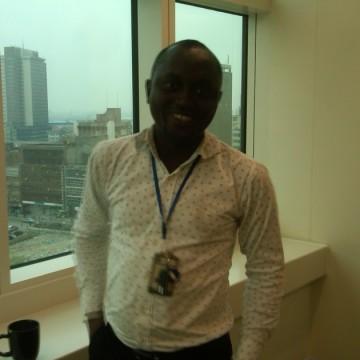 Bisi Oyediran, 38, Osogbo, Nigeria