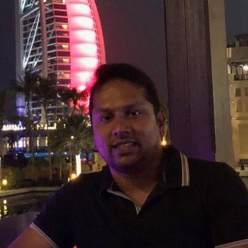rohan Joshua, 42, Dubai, United Arab Emirates