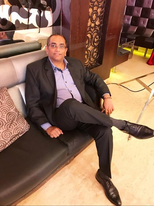 Parag, 54, Mumbai, India