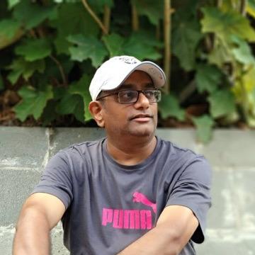 Parag, 51, Mumbai, India