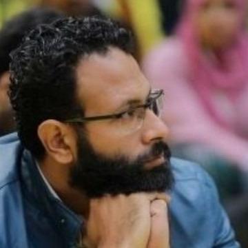 Mohamed Ibrahim Eid, 32, Cairo, Egypt
