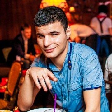 Djamal Zirony, 31, Constantine, Algeria