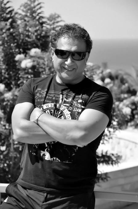 Amr Elmasry, 58, Cairo, Egypt