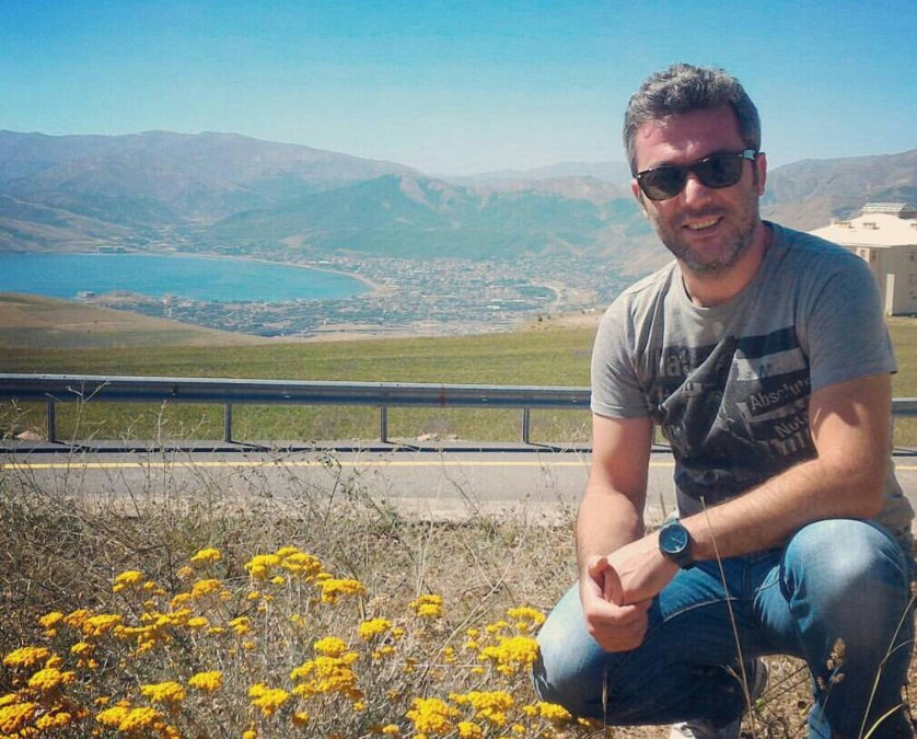 Ahmet, 42, Alanya, Turkey