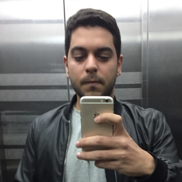 Ehab, 28, Cairo, Egypt