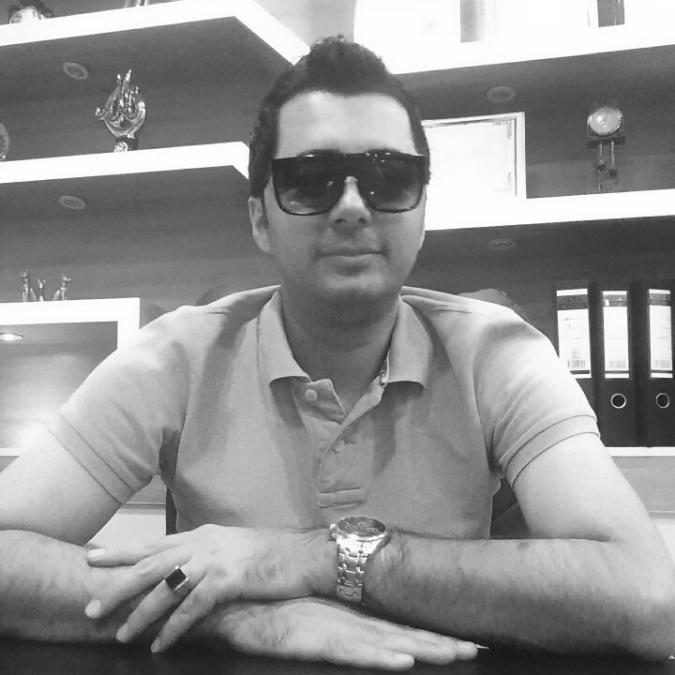Rabar Saiid Hassan, 36, Sulaimania, Iraq