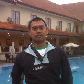 halim, 42, Jakarta, Indonesia