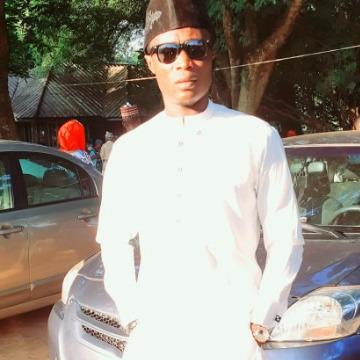 Bishir Shehu, 29, Kaduna, Nigeria