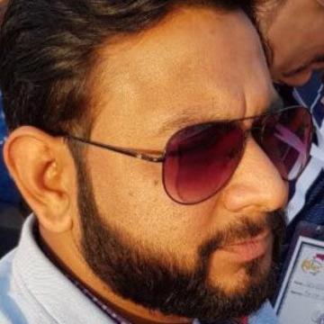Sagar Kaushik, 34, New Delhi, India