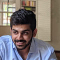Niranjan Pushpanathan, 25, Hyderabad, India