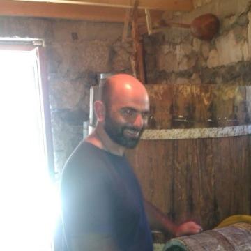 Irakli, 43, Tbilisi, Georgia