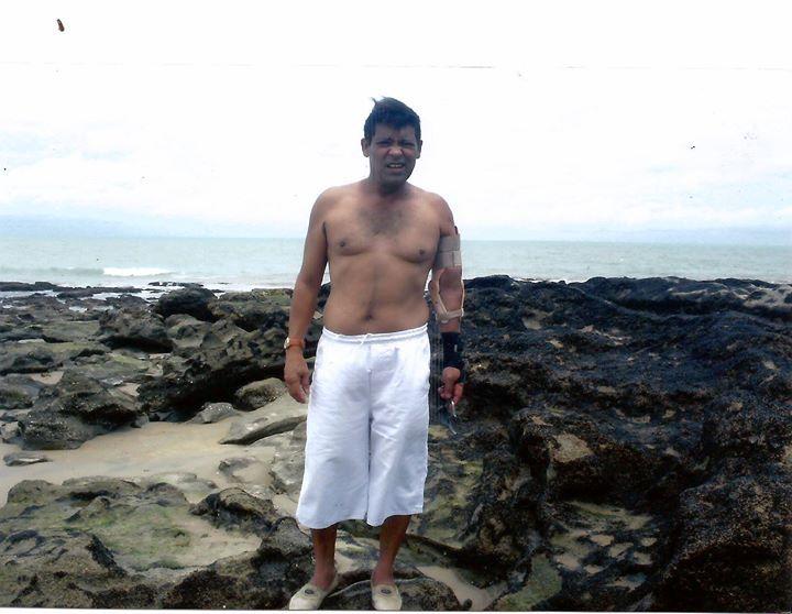antonio cavalcante, 57, Natal, Brazil