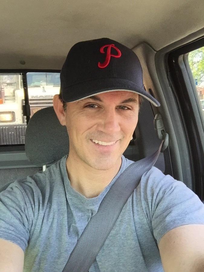 Jim Roletter, 35, Philadelphia, United States