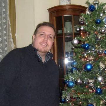 Fabrizio Valloni, 46, Rome, Italy