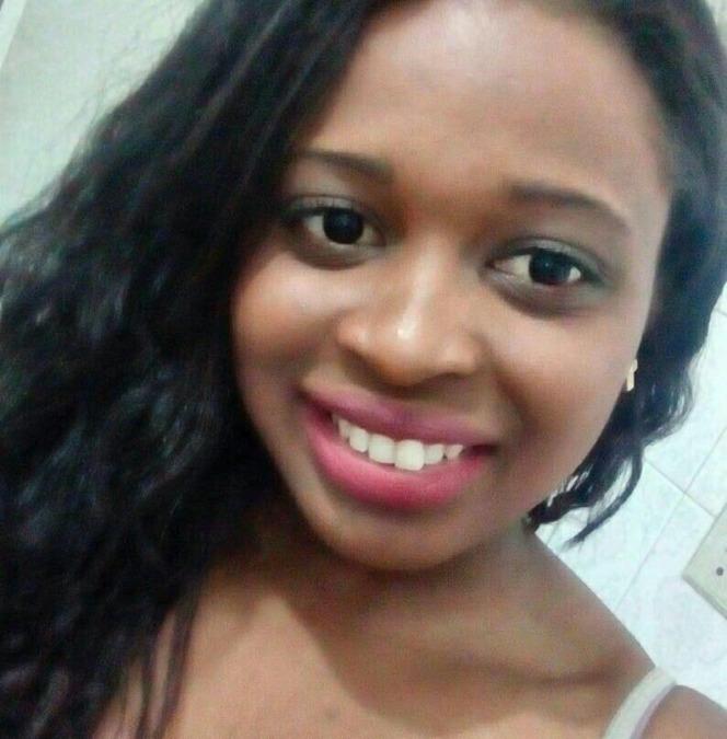 Elaine Caetano, 26, Juiz De Fora, Brazil