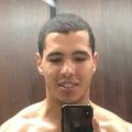 Ahmed Ayman, 25, Alexandria, Egypt